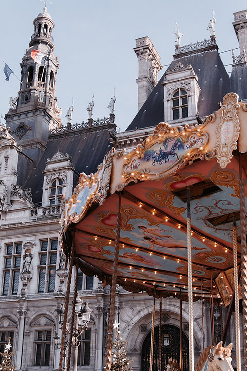 CAROUSSEL PARIS