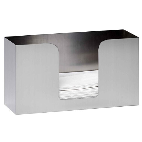 Stainless Steel Counter-Top Hand Towel Dispenser