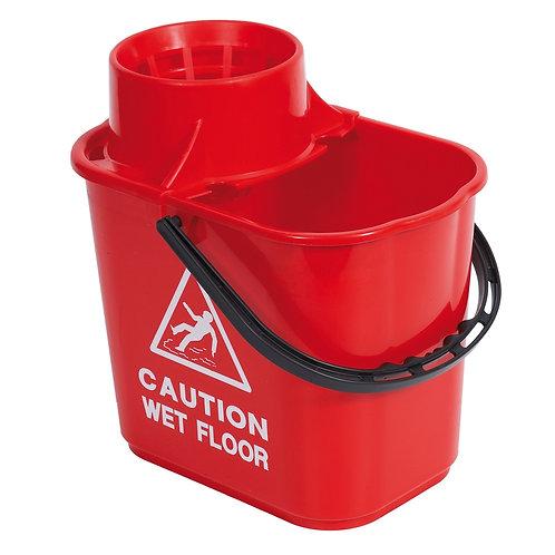15 Ltr Mop Bucket & Wriger