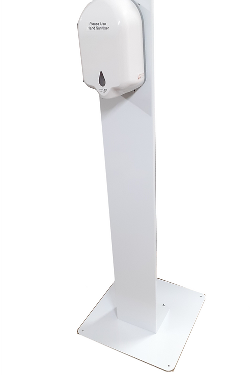 Auto / Touchless Sanitiser Floor Stand