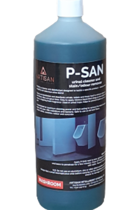 P-SAN Toilet / Urinal Cleaner & Stain Remover