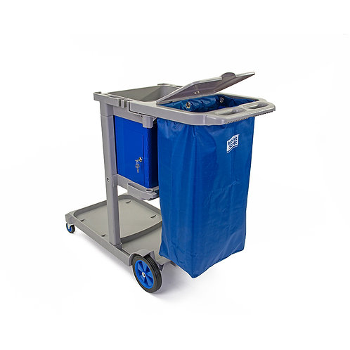 Jolly Trolley Cleaners Cart