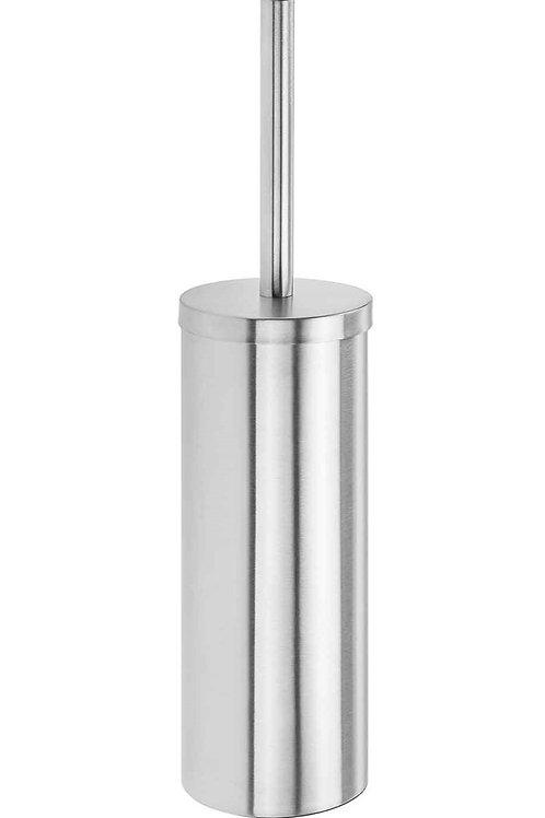 Stainless Steel Free-standing Toilet Brush & Holder Set