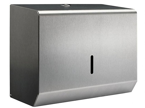 Stainless Steel Compact Hand Towel Dispenser