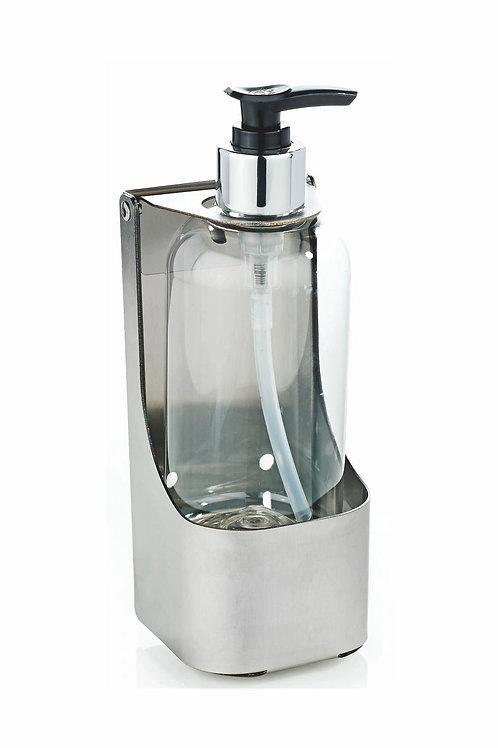 Lockable Single Soap Bottle Holder