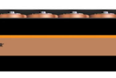 D Type Duracell Batteries