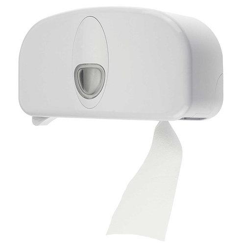 ART Twin Micro Mini Toilet Roll Dispenser