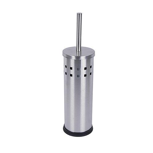 Stainless Steel Toilet Brush & Holder Set