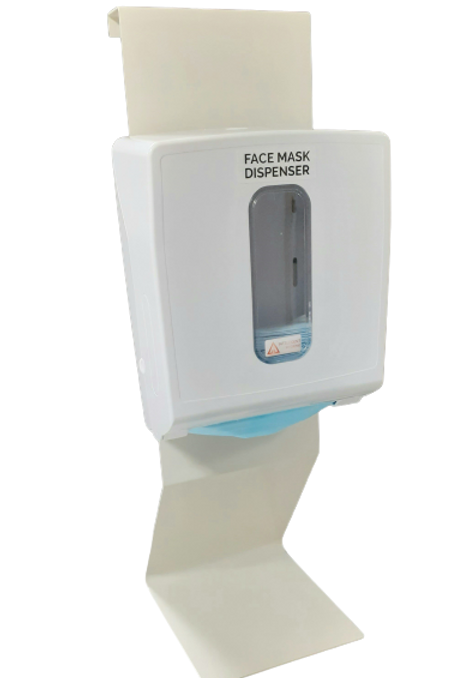 Face Mask Dispenser & Counter-Top Stand