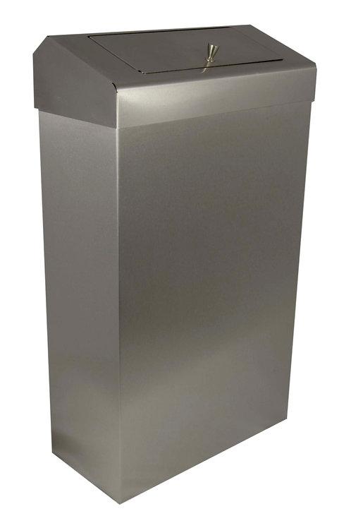 Stainless Steel Sanitary Waste Bin 30 Ltr
