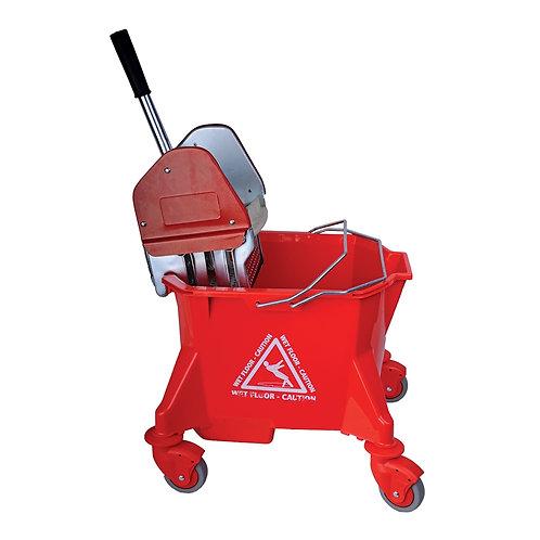 23 Ltr Kentucky Mop Bucket & Wringer