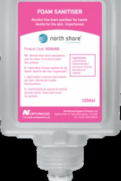 NORTH SHORE Hand Sanitiser Foam