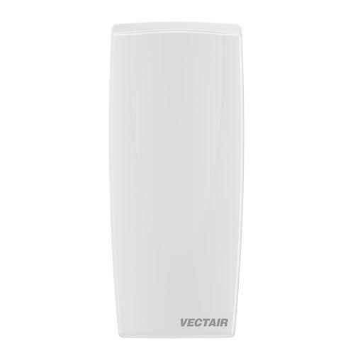 V-AIR Passive Air Freshener System Dispenser White