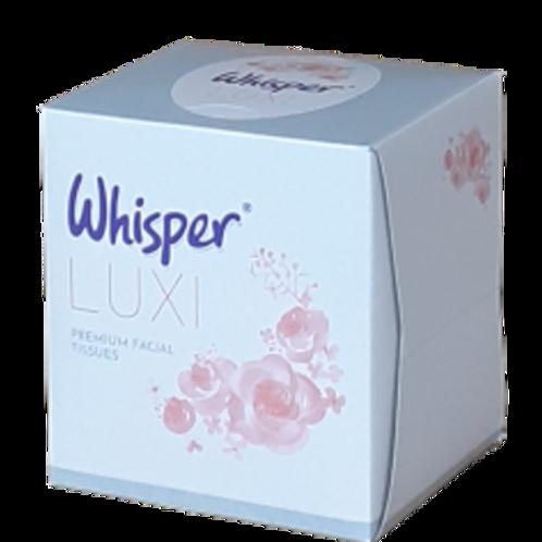 WHISPER Cube Facial Tissues
