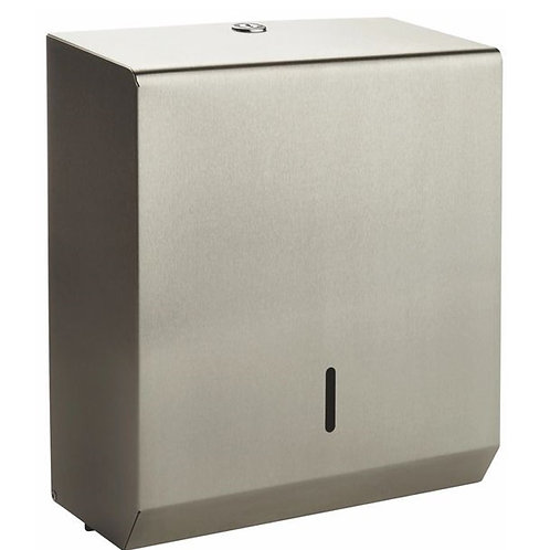 Stainless Steel Large Hand Towel Dispenser