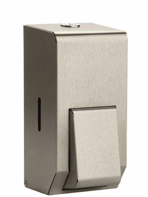 Stainless Steel Compact Foam Soap Dispenser