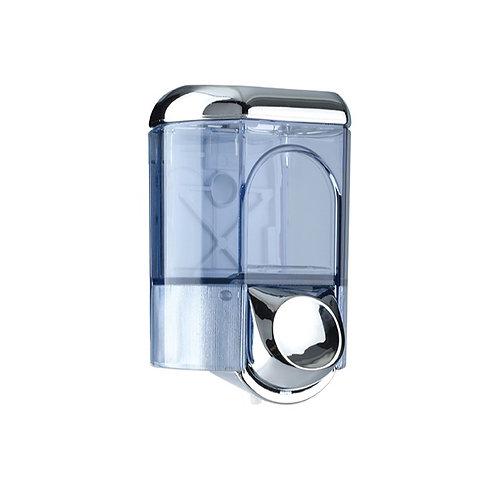 Compact Refillable Soap Dispenser Chrome