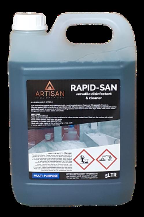 RAPID-SAN Versatile Disinfectant Cleaner