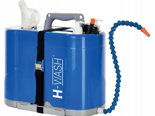 SHOULDERSINK Compact Mobile Handwash Station