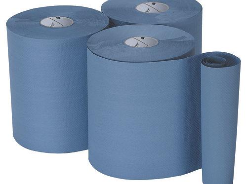 NORTH SHORE Blue System Hand Towel Rolls