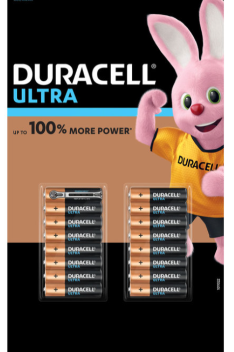 AAA Duracell Batteries