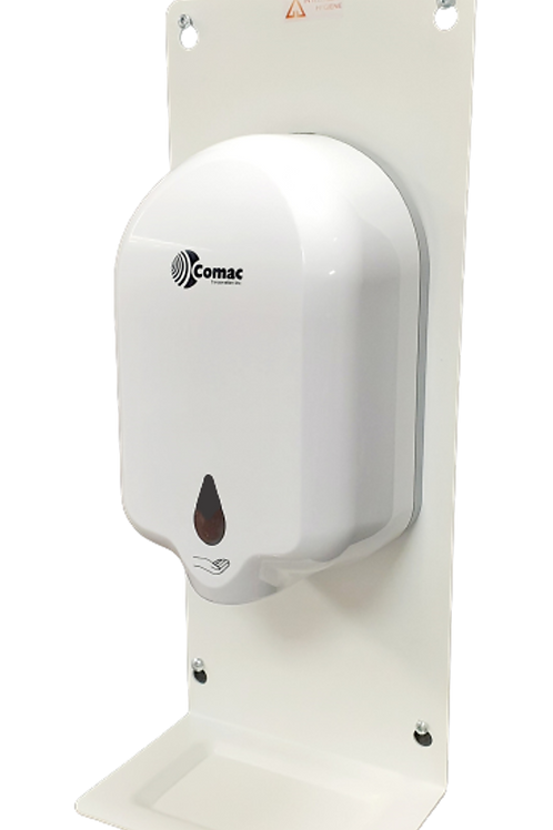 Auto / Touchless Sanitiser Dispenser with Drip Tray
