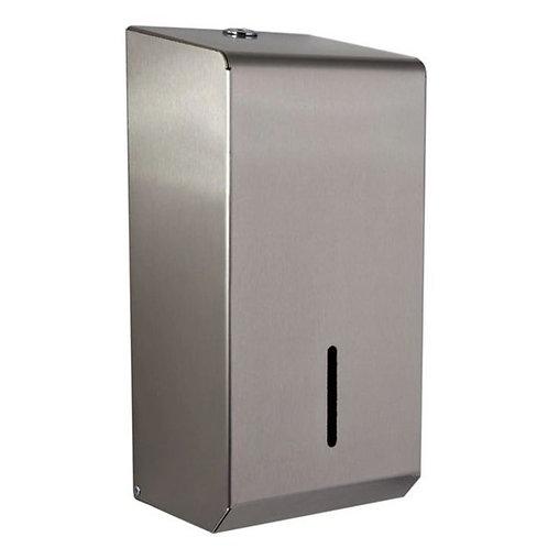 Stainless Steel Bulkpack Toilet Tissue Dispenser