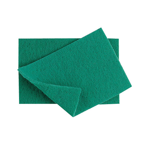 Green Scouring Pads