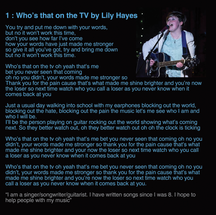 LILY HAYES