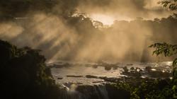 Iguacu Sunset