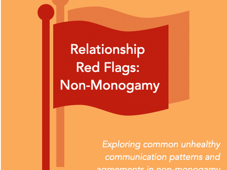 Relationship Red Flags: Non-Monogamy
