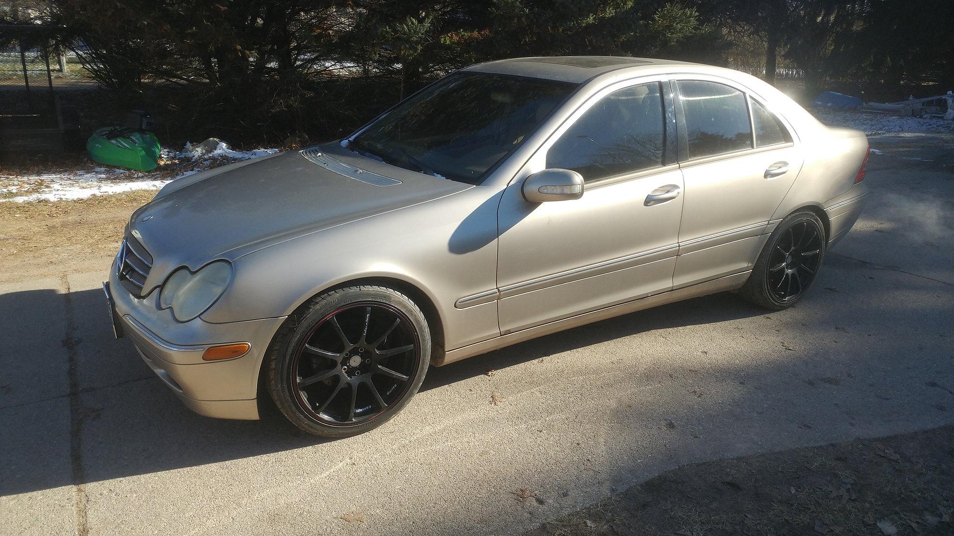 Buy Rite Auto >> 2003 Mercedes Ml240
