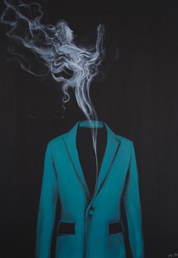 Turquoise - smoke, Mher Khachatryan