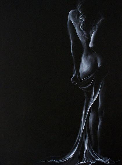 inthesmoke2, Oil on canvas, 48_x 36_.jpg