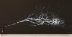 Rose in smoke - Mher Khachatryan