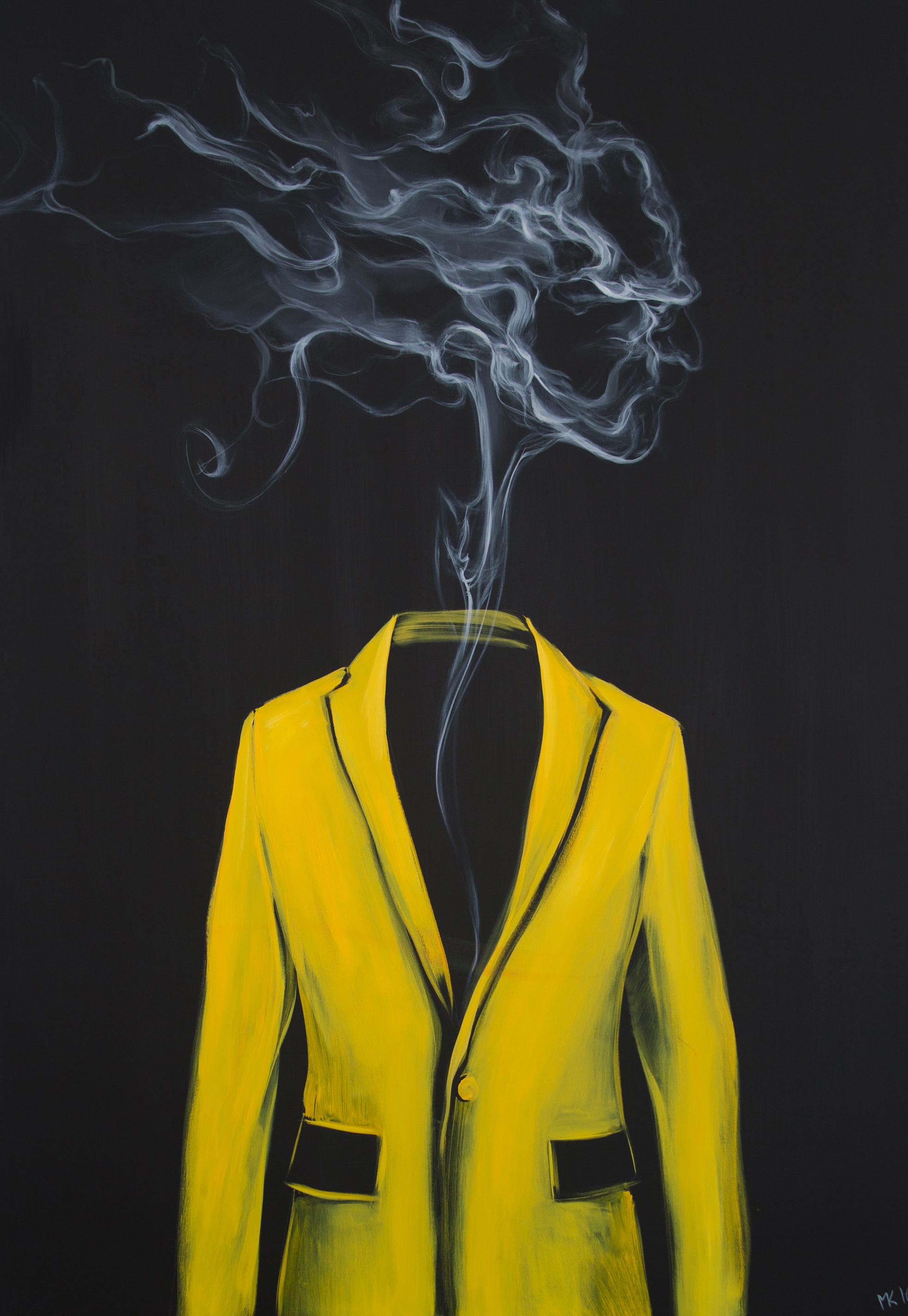 Yellow-smoke, Mher Khachatrya