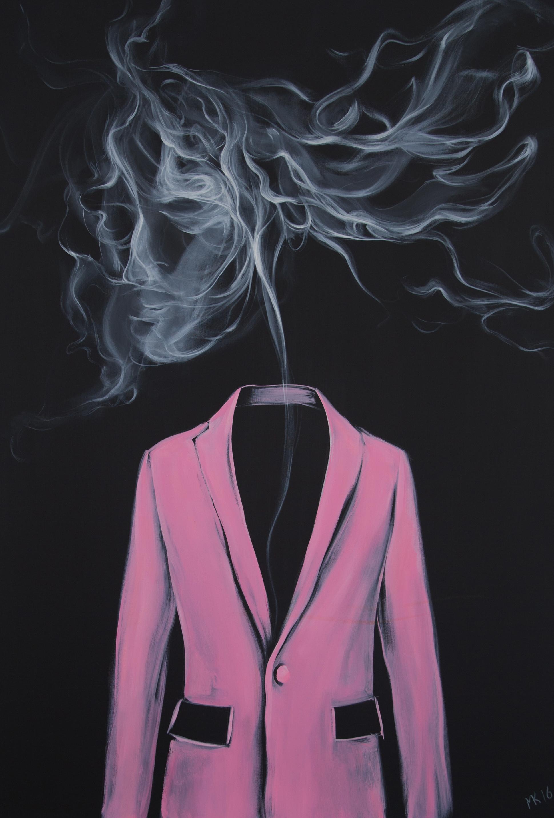 Pink-smoke, Mher Khachatryan