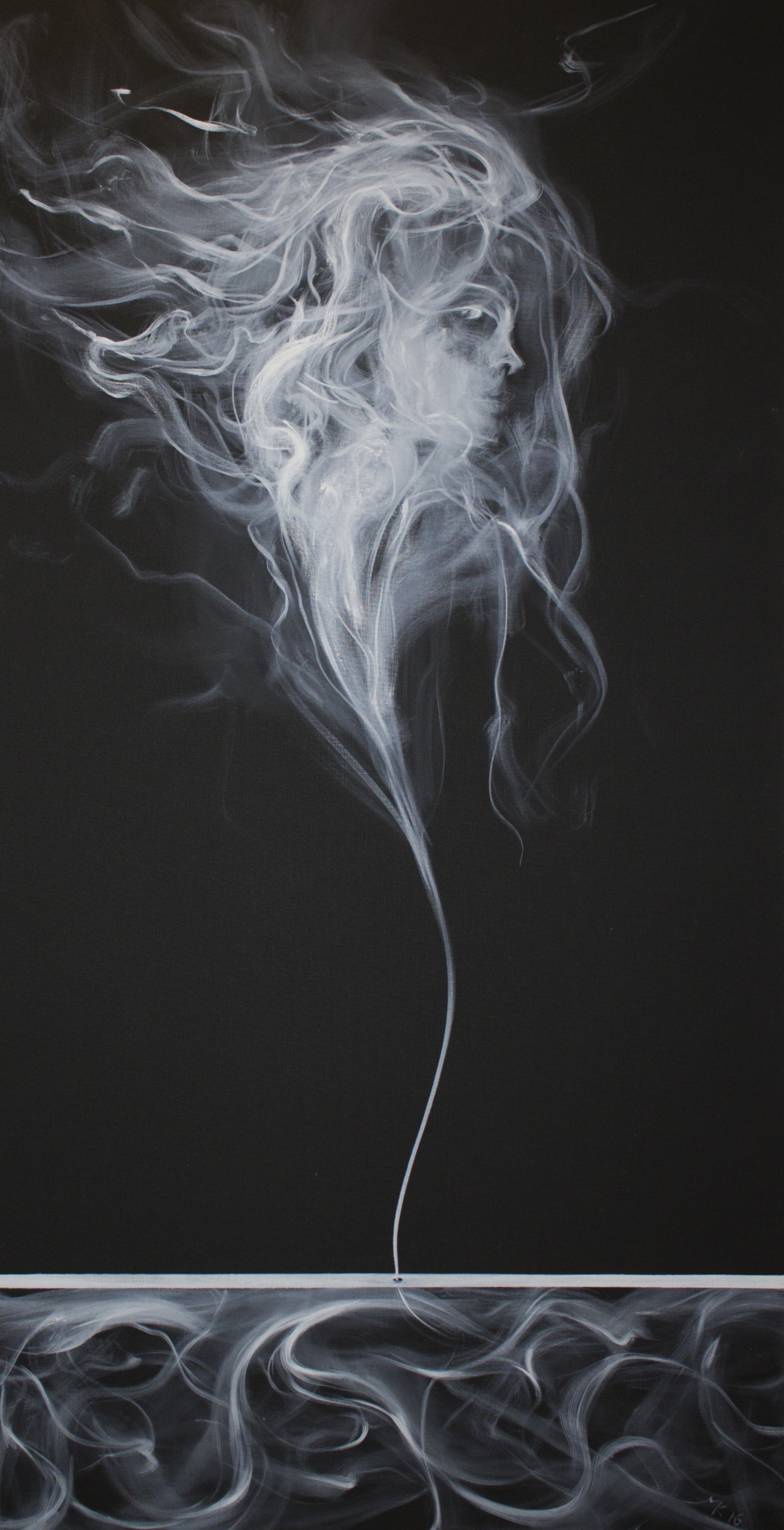 Unknown - Smoke - Mher Khachatryan