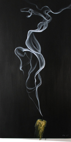 Youth and old ages smoke, Mher Khach