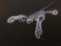 Violin and Smoke- Mher Khachatryan