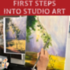 FIRST STEPS  INTO STUDIO ART.jpg