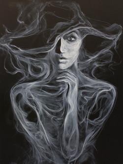 Black hat-smoke Mher Khachatryan