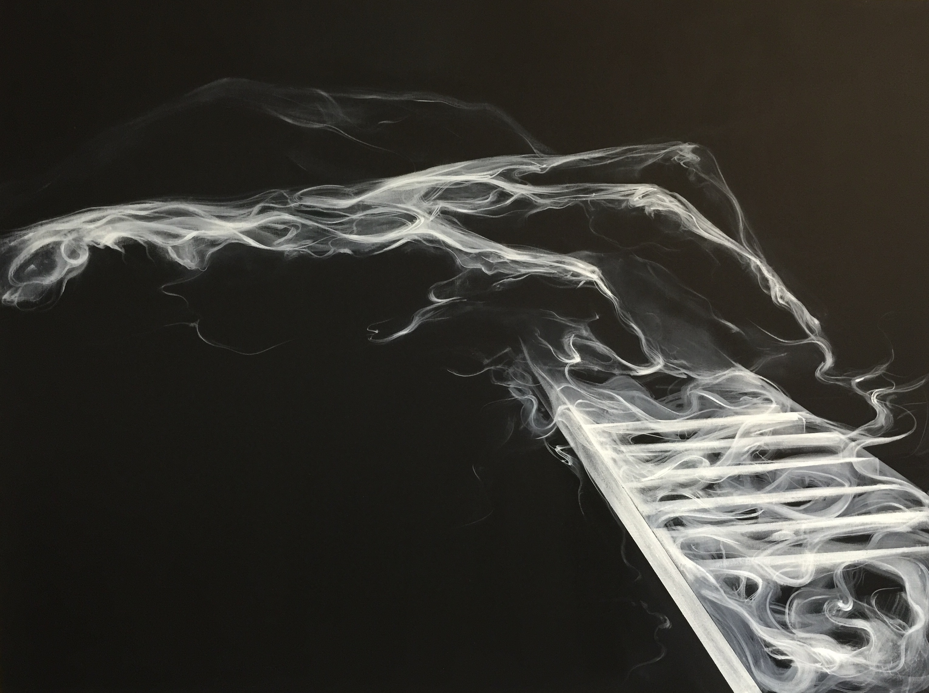 Piano and Smoke- Mher Khachatryan