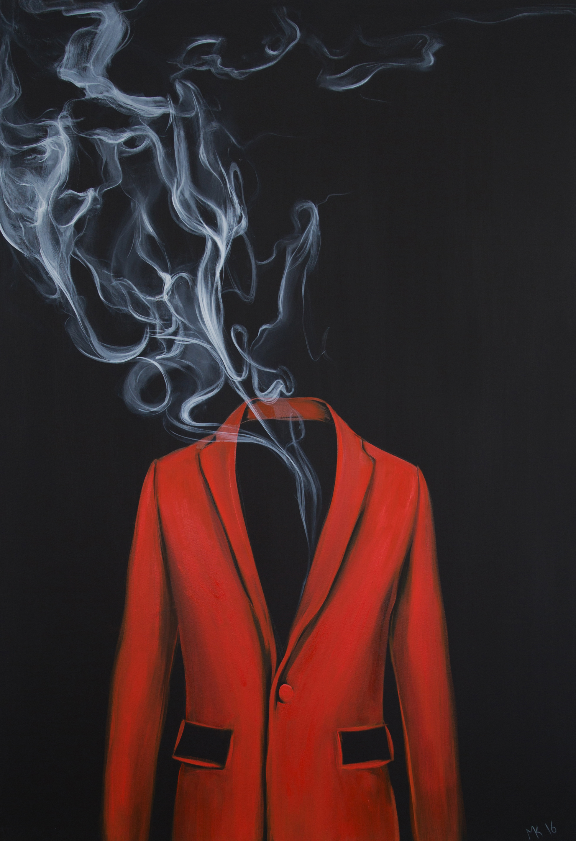 Red-smoke, Mher Khachatryan