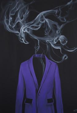 Purple - smoke, Mher Khachatryan