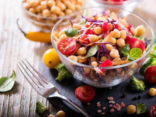 The World of Legumes