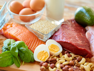Protein Foods for Weight Loss and Maintenance