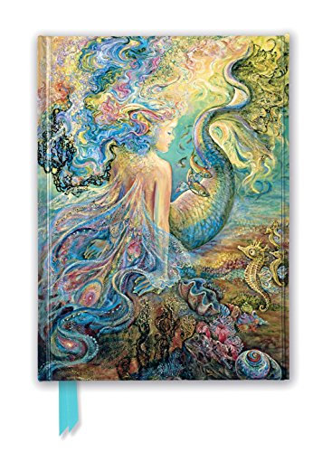 Josephine Wall: Mer Fairy (Foiled Journal) (Flame Tree Notebooks)