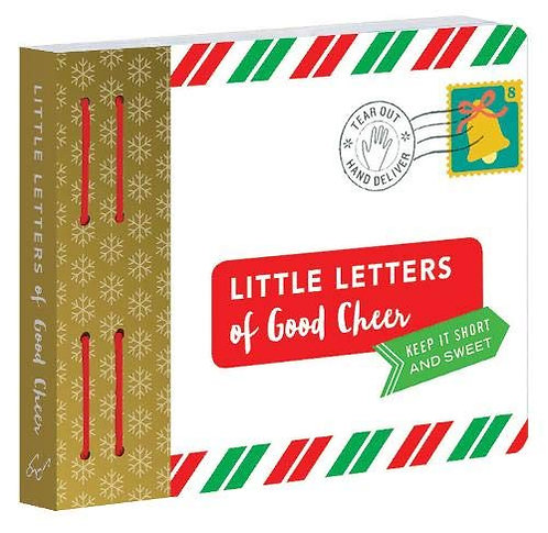 Little Letters of Good Cheer: Keep It Short and Sweet.