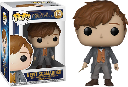 Funko Pop! The Crimes of Grindelwald Newt Scamander #14
